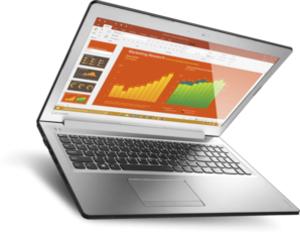 Lenovo Ideapad 510 80SV0056US Core i7-7500U, 8GB RAM, 256GB SSD, 1080p IPS