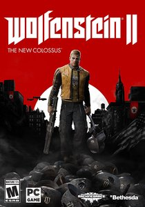 Wolfenstein II: The New Colossus (PC Download)