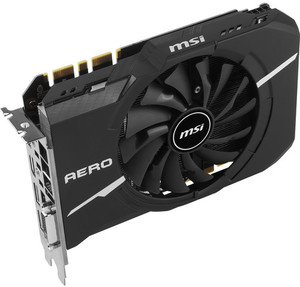 MSI GeForce GTX 1070 AERO ITX 8G OC Graphics Card (backordered)