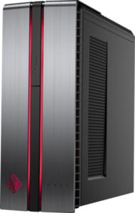HP Omen 870-110 Desktop Core i3-6100, Radeon RX 460, 8GB RAM, 1TB HDD