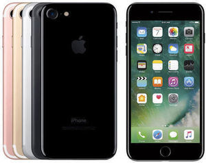 iPhone 7 128GB GSM Unlocked (New Open Box)