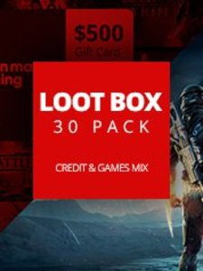 Level 30 Loot Box - 30 Pack (PC Download)