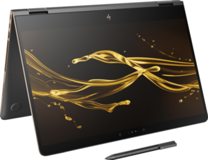 HP Spectre x360 15-bl075nr, Core i7-7500U, 16GB RAM, 512GB SSD, GeForce 940MX, 4K UHD Touch