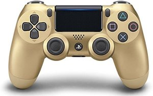 PS4 DualShock 4 Wireless Controller (Gold)
