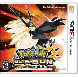 Pokemon Ultra: Sun (Nintendo 3DS)