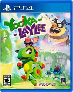 Yooka-Laylee (PS4 Download)