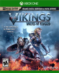 Vikings Wolves of Midgard (Xbox One)