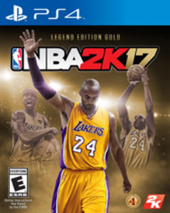 NBA 2K17 Legend Edition Gold (PS4 Download)