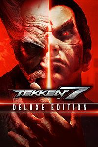Tekken 7 Deluxe Edition (Xbox One Download) - Gold Required