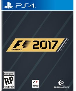 F1 2017 (PS4 Download) - PS Plus Required
