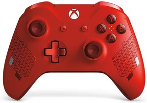Xbox One Special Edition Wireless Controller (Sport Red)