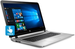 HP Envy 17-s143cl, Core i7-7500U, 16GB RAM, 1TB HDD, GeForce 940MX, 1080p IPS Touch (Refurbished)