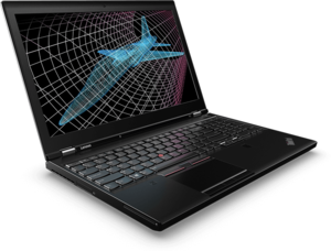 Lenovo Thinkpad P51 Core i7-7700HQ, NVIDIA Quadro M1200, 16GB RAM, 512GB SSD, 1080p IPS