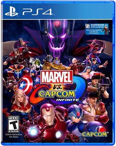 Marvel vs. Capcom: Infinite (PS4 Download)