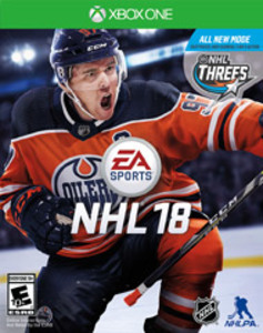 NHL 18 (Xbox One Download) - Gold Required