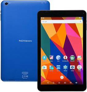 Nuvision 16GB 10.1-inch Android Tablet + Sleeve