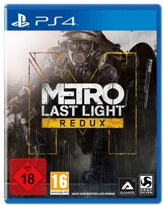 Metro Last Light Redux (PS4 Download) - PS Plus Required