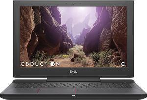 Dell Inspiron 15 7577 Gaming, Core i7-7700HQ, GeForce GTX 1060, 4K UHD, 1TB HDD + 128GB SSD, 16GB RAM