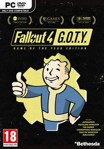 Fallout 4: Game of the Year Edition (PC Download)