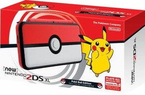 New Nintendo 2DS XL Poke Ball Edition (Pre-order)