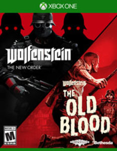 Wolfenstein: The New Order + The Old Blood (Xbox One Download)