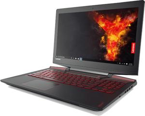 Lenovo Legion Y720 80VR00HYUS Core i7-7700HQ, 4K UHD IPS, GeForce GTX 1060, 16GB RAM, 1TB HDD + 256GB SSD