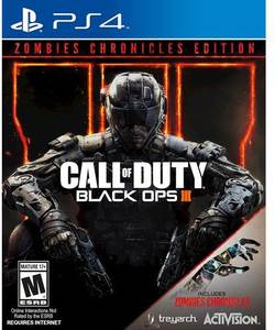 Call of Duty: Black Ops III Zombies Chronicles Edition (PS4)