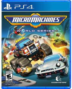 Micro Machines World Series (PS4) - Pre-owned