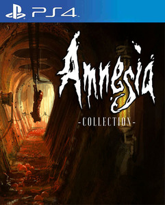 Amnesia: Collection (PS4 Download) - PS Plus Required