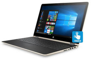HP x360 15-br077cl Core i5-7200U, 12GB RAM, 1TB HDD (New Open Box)