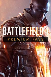 Battlefield 1 Premium Pass (Xbox One Download) - Gold Required