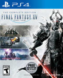 Final Fantasy XIV Online Complete Edition (PS4 Download)