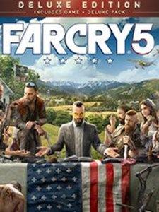Far Cry 5 - Deluxe Edition (PC Download)