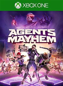 Agents of Mayhem (Xbox One Download)