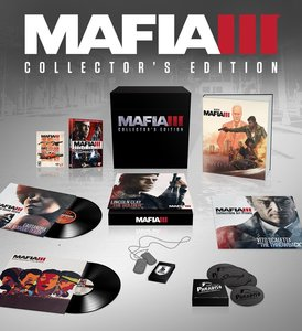 Mafia III Collector's Edition (Xbox One/PS4)
