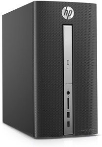 HP Pavilion 510-P017C Desktop Core i5-7400, 16GB RAM, 1TB HDD, Radeon R7 450 (Refurbished)