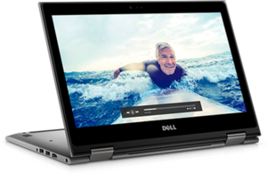 Dell Inspiron 13 5379 2-in-1, Core i5-8250U, 8GB RAM, 1TB HDD, 1080p IPS Touch