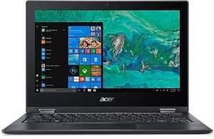 Acer Spin 1 Celeron N3350, 4GB RAM, 32GB eMMC (Refurbished)