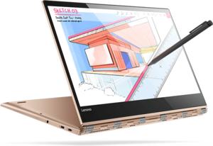 Lenovo Yoga 920-14 80Y70062US Core i7-8550U, 16GB RAM, 1TB SSD, 4K UHD Touch (Silver)