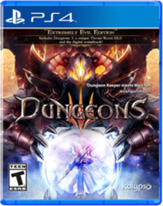 Dungeons 3 (PS4) - Pre-owned