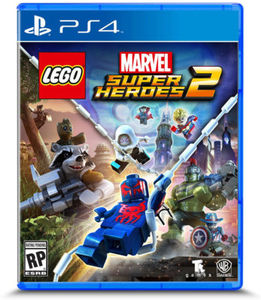 LEGO Marvel Super Heroes 2 (PS4) - Pre-owned