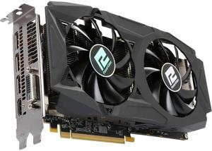 PowerColor Red Dragon Radeon RX 580 Video Card + AMD Game Pack