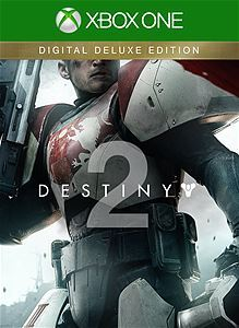 Destiny 2 Digital Deluxe Edition (Xbox One Download) - Gold Required