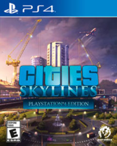 Cities: Skylines (PS4 Download) - PS Plus Required