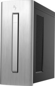 HP Envy 750-610, Ryzen 5 1400, Radeon RX 580, 1TB HDD, 8GB RAM (Refurbished)