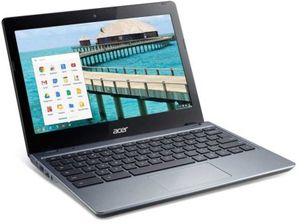 Acer Chromebook C720 Celeron 2955U, 2GB RAM, 16GB SSD (Refurbished)