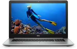 Dell Inspiron 17 5000 Core i7-8550U, 8GB RAM, 128GB SSD + 1TB HDD, Radeon 530