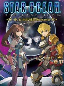 Star Ocean The Last Hope 4K & Full HD Remaster (PC Download)