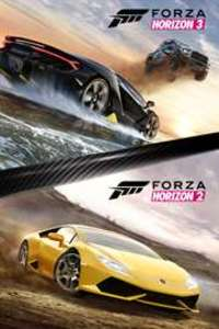 Forza Horizon 3 and Forza Horizon 2 Bundle (Xbox One Download) - Gold Required