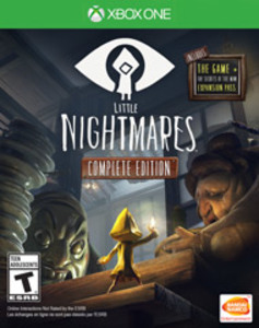 Little Nightmares Complete Edition (Xbox One Download) - Gold Required